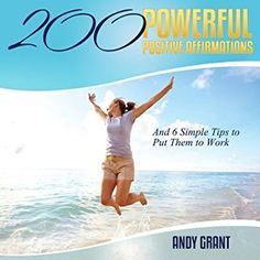 """Another must-listen from my #AudibleApp: """"200 Powerful Positive Affirmations and…"""