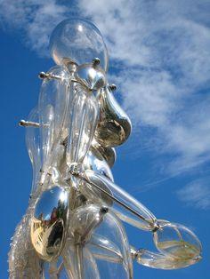 Murano - glass sculpture by Kristel Van Loock, via Flickr