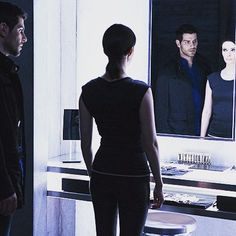 """""""You still think you're talking to Juliette.""""  - """"I don't know who I'm talking to."""""""
