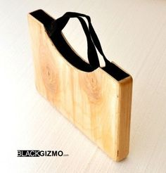 Fancy - Wooden Laptop case LT001 from BlackGizmo | Made By BlackGizmo | £89.00 | Bouf