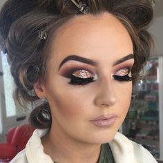 natürliche rosa Make-up - Prom Makeup For Brown Eyes Eye Makeup Tips, Mac Makeup, Prom Makeup, Bridal Makeup, Wedding Makeup, Blush Makeup, Makeup Geek, Makeup Products, Makeup Ideas