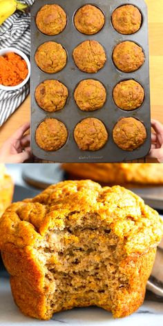 Baby Food Recipes, Mexican Food Recipes, Baking Recipes, Dessert Recipes, Natural Food Recipes, Dinner Recipes, Kid Muffins, Healthy Muffins For Toddlers, Toddler Muffins