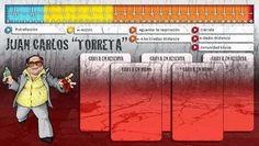 Blog de Sangrianor: Zombicide: Juan Carlos Torreta
