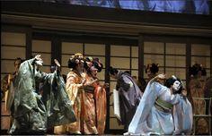 MADAMA BUTTERFLY al Teatro alla Scala di Milano