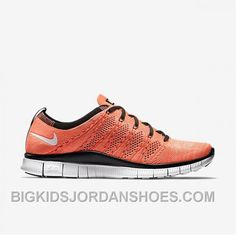 buy online d75a8 c63d6 NIKE 5.0 Flyknit Orange Black Women men 36-44 Discount J7teemK, Price    78.86 - Big Kids Jordan Shoes - Kids Jordan Shoes - Cheap Jordan Kids Shoes