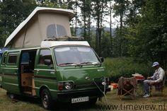 F020. Our little green Campervan