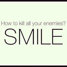 Smile BIG! :D