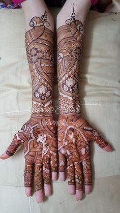 Peacock Mehndi Designs, Latest Bridal Mehndi Designs, Mehndi Designs Book, Mehndi Design Pictures, Mehndi Designs For Girls, Unique Mehndi Designs, Wedding Mehndi Designs, Mehndi Designs For Fingers, Dulhan Mehndi Designs