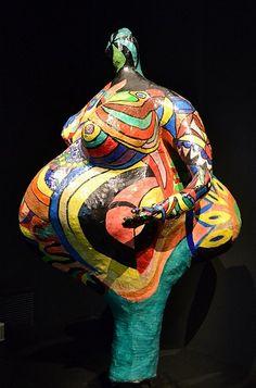 Niki de Saint Phalle, Elisabeth on ArtStack #niki-de-saint-phalle #art