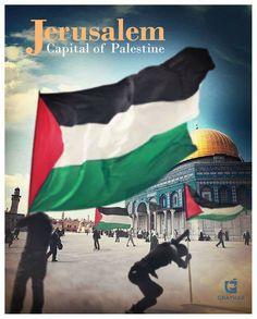 Jerozolima - stolicą niepodległej i socjalistycznej Palestyny!