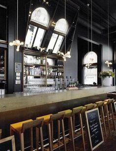 Restaurant Visit: Hangar Eenenveertig in Antwerp : Remodelista -★-