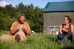 Check out http://neversinkfarm.com! Neversink Farm - Organic No Till No Tractor Vegetable and Herb Farm in the Catskills.