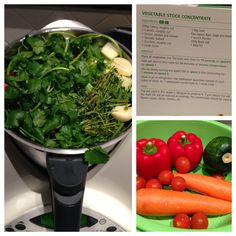 Thermomix and Paleo, A match made in heaven - stock Paleo Recipes, Real Food Recipes, Zucchini Tomato, How To Peel Tomatoes, Made In Heaven, Vegetable Stock, Match Making, Recipe Collection, Paleo Diet