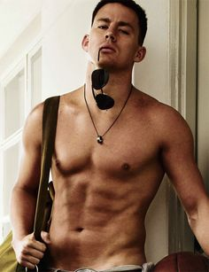 channing tatum.   enough said.