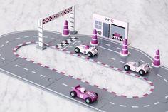 Grand Prix in pink!
