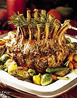 There's something about a pork roast that looks absolutely beautiful, especially when it's done up as a crown roast. Just the simple art of tying it up and Crown Pork Roast Recipes, Crown Roast Of Pork, Pork Recipes, Popsugar Food, White Meat, Pork Dishes, Simple Art, Main Meals, Food For Thought