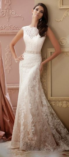 Wonderful Perfect Wedding Dress For The Bride Ideas. Ineffable Perfect Wedding Dress For The Bride Ideas. 2015 Wedding Dresses, Wedding Attire, Bridal Dresses, Dress Wedding, Wedding Blog, Tulle Wedding, Wedding Ideas, Mermaid Wedding, Hair Wedding