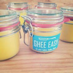 One of the first Ghee Easy jars #ghee