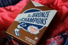 Glitter & Glamour: Benefit Bronze of the Champions