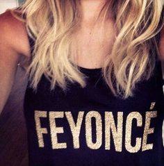 Feyoncé Tank Feyonce Racerback Tank Top for the Bride To Be Black Tank with Gold Glitter Graphic. Perfect for wearing to the gym, around town, or dress it up for your Bachelorette Party! For group orders please contact us for pricing! Wedding Engagement, Our Wedding, Dream Wedding, Wedding Stuff, Wedding Things, Engagement Pictures, Engagement Party Gifts, Engagement Ideas, Engagement Basket