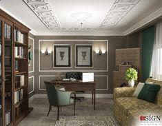 Amenajare casa – design interior in stil clasic - Studio inSIGN Design Interior, Gallery Wall, Room, Furniture, Home Decor, Travertine, Bedroom, Decoration Home, Room Decor
