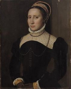 A Woman, ca. 1540-1450 (Unknown Dutch Master) Kunsthistorisches Museum, Wien GG_5626