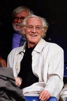 Richard Harris   A good Irish Man and fine actor.  He died in ???year
