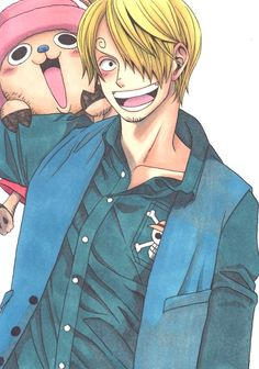 HAPPY BIRTHDAY SANJI MY FAVOURITE MUGIWARA!!! :D (2nd March)