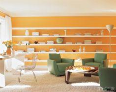 Sunny shelves