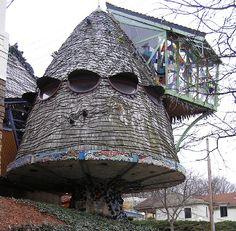 Unique home on Erie in Hyde Park Cincinnati