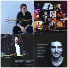 Emmet Cahill's Roadtrip CD