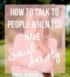 Suffer from social anxiety? Here's how to converse like a boss! -- http://www.jacqueamadi.com/entrepreneurship/how-to-conversation-social-anxiety/?utm_content=bufferee36b&utm_medium=social&utm_source=pinterest.com&utm_campaign=buffer. #LifeLoveGoals