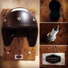 "Porta capacete ""Road King"""
