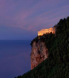 Amalfi Coast - Monastero Santa Rosa (hotel)