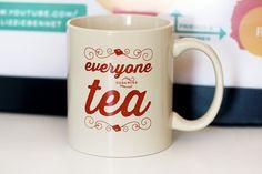 Lizzie Bennet Diaries Merchandise | Karen Kavett