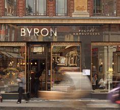 BYRON   Oxford   UK   proper hamburgers