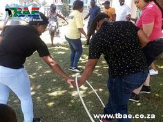 Vaal University of Technology Creative Construction team building Secunda
