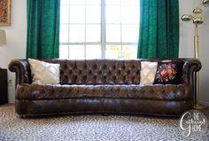 west elm knockoff metallic chevron pillow12