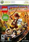 LEGO Indiana Jones 2: The Adventure Continues (Microsoft Xbox 360 2009)