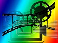 Reżyser, Projektor, Projektor Filmu, Kino, Wykazanie