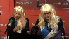 """Sophia Aram n'était pas seule, ce jour là, pour son billet sur France Inter. François Morel l'accompagnait. Pour un texte ironisant sur Marine Le Pen et Marion Maréchal-Le Pen. Vidéo de cette séquence ci-dessous, """"Oh putain, la famille"""". Extrait : - Tata,..."""
