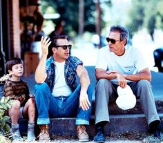 Costner and Eastwood.