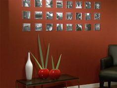 Utilisima | Vídeos | Mural fotográfico con cajas de cd