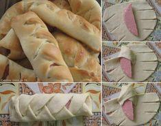 Idea: bocaditos rellenos con masa de pan casera