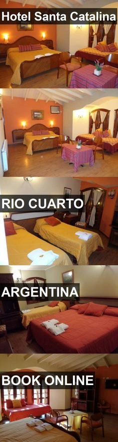 Hotel Hotel Santa Catalina in Rio Cuarto, Argentina. For more information, photos, reviews and best prices please follow the link. #Argentina #RioCuarto #HotelSantaCatalina #hotel #travel #vacation