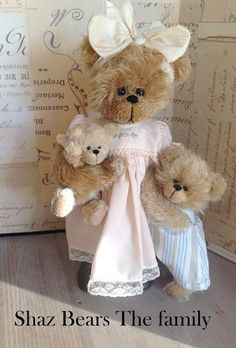 The Family by Shaz Bears