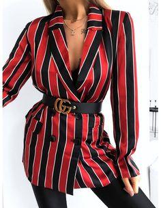 Rouge noir polka dot extra long pantalon pour homme porte-jarretelles