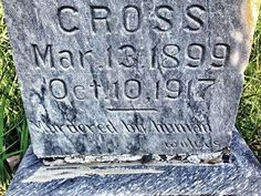 This Teen Done In By 'Huma. is listed (or ranked) 2 on the list These Cryptic Messages On Tombstones Only Hint At Their Terrifying Backstories Tombstone Epitaphs, Graveyard Shift, Scary Places, Cemetery Art, Macabre, Thought Provoking, Oklahoma, Mystery, How Are You Feeling