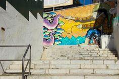 Sesimbra é Peixe. Arte na Rua
