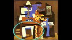 Pablo Picasso: Cubist Art Lesson susan.schiferl - YouTube